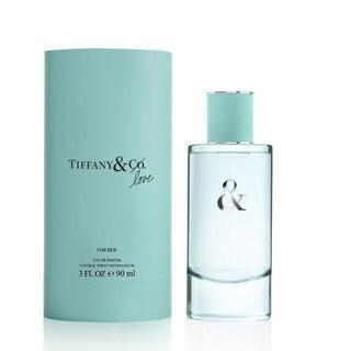 ティファニー(Tiffany & Co.)の新品 ティファニー&ラブ オード パルファム FOR HER サンプル(香水(女性用))