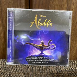 アラジン オリジナルサウンドトラック 英語盤 ディズニー