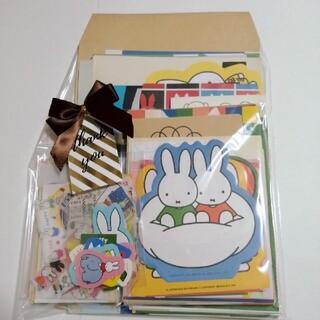 サンリオ(サンリオ)の011 ミッフィー 紙もの 詰合せ メモ、封筒、便せん、シールなど(その他)