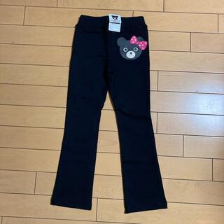 ダブルビー(DOUBLE.B)の新品未使用 DOUBLE.B 女児ズボン 120(パンツ/スパッツ)