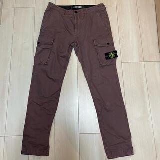 STONE ISLAND - stone island カーゴパンツ cargo pants