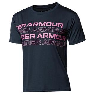 アンダーアーマー(UNDER ARMOUR)のアンダーアーマー Tシャツ レディース M トレーニング トップス スポーツ(Tシャツ(半袖/袖なし))