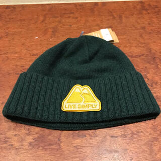 パタゴニア(patagonia)のPatagonia パタゴニア プロディオ ビーニー ニット帽 新品タグ付き(ニット帽/ビーニー)