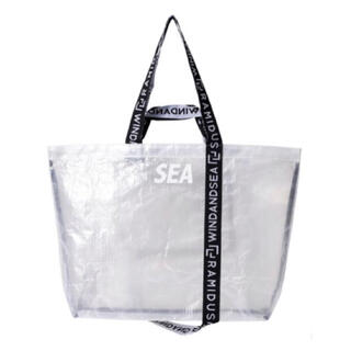 FRAGMENT - 定価以下 WIND AND SEA RAMIDUS TOTE BAG バッグ L