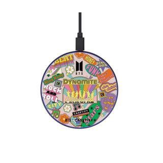 ボウダンショウネンダン(防弾少年団(BTS))のCASETiFY BTS  Dynamite  ワイヤレス充電器 充電 ケース(その他)