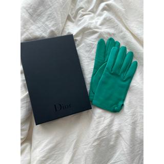 ディオールオム(DIOR HOMME)のDIOR HOMME(手袋)