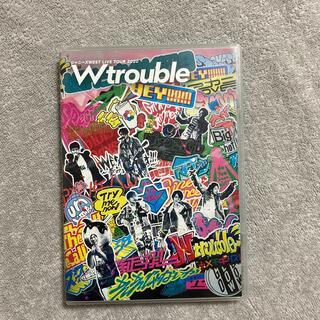 ジャニーズWEST - ジャニーズWEST Wtrouble 通常盤DVD