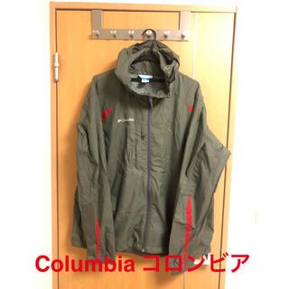 Columbia - Columbia マウンテンパーカー