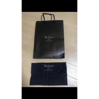 ベルルッティ(Berluti)のベルルッティ 保存袋 ショッパー(紙袋)(ショップ袋)
