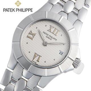 パテックフィリップ(PATEK PHILIPPE)の【純正】 パテック・フィリップ レディース ネプチューン ハイブランド クォーツ(腕時計)