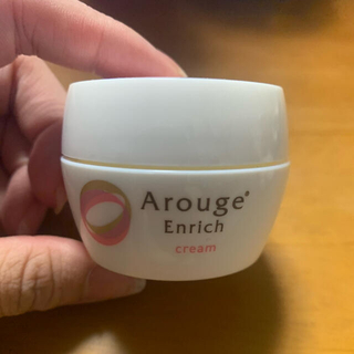Arouge - 【値下げ】アルージェ エンリッチ クリーム 30g
