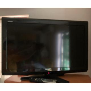 アクオス(AQUOS)のシャープ液晶TV32型(テレビ)