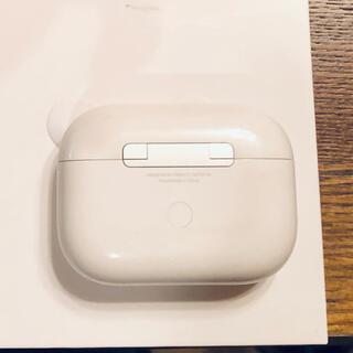 アップル(Apple)のアップル 純正 AirPods Pro 充電ケース A2190シリアル番号確認済(ヘッドフォン/イヤフォン)