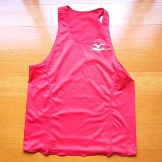 ミズノ(MIZUNO)のMIZUNO ミズノ メンズ ノースリーブシャツ(トレーニング用品)