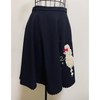 エミリーテンプルキュート(Emily Temple cute)のエミリーテンプルキュート プードルスカート(ひざ丈スカート)