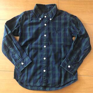 Ralph Lauren - Ralph Lauren  ラルフローレン タータンチェックシャツ 120cm