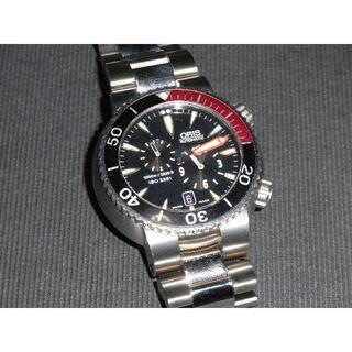 オリス(ORIS)のORISオリス レギュレーター ダイバーズ 649-7541 フルセット(腕時計(アナログ))