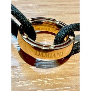 ダミアーニ(Damiani)のDAMIANIダミアーニD-SIDE10Pダイヤ 純正コードブレスレット美品正規(ブレスレット)