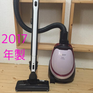 三菱電機 - MITSUBISHI 三菱 紙パック式 掃除機 紙パック掃除機 2017年製