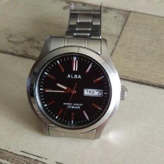 ALBA - セイコーアルバ腕時計稼働品!