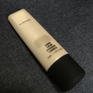 MAC - MAC ストロボクリーム シルバーライト