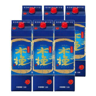 さつま木挽ブルー 1800ml 6本 1ケース(焼酎)