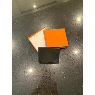 Hermes - ★【HERMES】シチズンツイルコンパクト 二つ折り財布