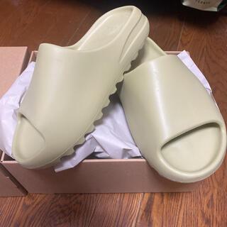 adidas - adidas YEEZY SLIDE RESIN 27.5センチ