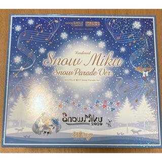 グッドスマイルカンパニー(GOOD SMILE COMPANY)のねんどろいど 雪ミク Snow Parade Ver.(ワンダーフェスティバル…(アニメ/ゲーム)