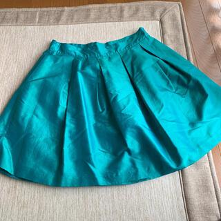 ローリーズファーム(LOWRYS FARM)のフレア膝上スカート♡(ひざ丈スカート)
