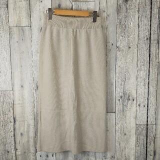 ローリーズファーム(LOWRYS FARM)のLOWRYS FARM ニットタイトロングスカート(ひざ丈スカート)