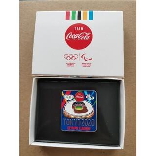 コカ・コーラ - コカ・コーラ2020オリンピックピンバッチ