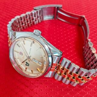 ラドー(RADO)のラドー グリーンホース/ゴールデンシルバーパープル 自動巻(腕時計(アナログ))