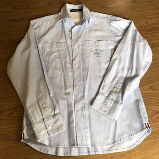 ブルークロス 男児 シャツ 165 170 卒業式 フォーマル(ブラウス)