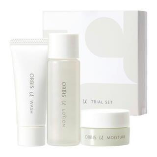 ORBIS - ORBIS オルビスユー 体験セット(洗顔料・化粧水・保湿液+フェイスマスク)
