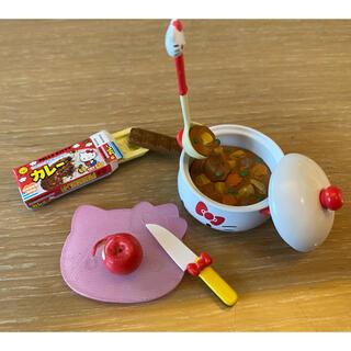 サンリオ(サンリオ)の【ハローキティ】お料理大好き グツグツ甘口カレー(その他)