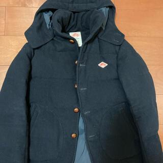 ダントン(DANTON)のDANTON × BEAMS /Wool Mosser Down Jacket(ダウンジャケット)
