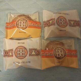 バターステイツ クッキー 4個(菓子/デザート)