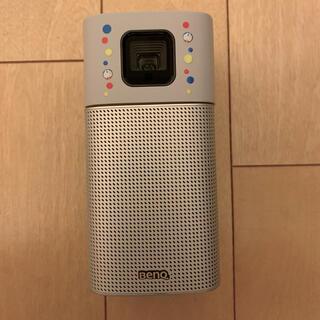 【限定品】BenQ モバイルプロジェクタ GV1(ドラえもんコラボモデル)(プロジェクター)
