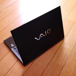 バイオ(VAIO)のVAIO pro13 mk2 軽量 ノートパソコン corei5-5200(ノートPC)