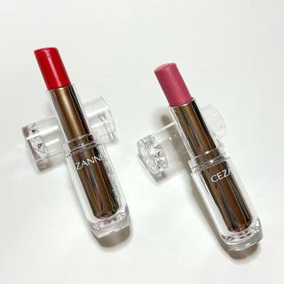 CEZANNE(セザンヌ化粧品) - セザンヌ ラスティンググロスリップ 2本セット
