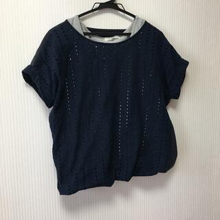 サンカンシオン(3can4on)の3can4onコットンTシャツ(Tシャツ(半袖/袖なし))