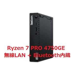 Lenovo - レノボ ThinkCentre M75q-2 Tiny 無線LAN + BT