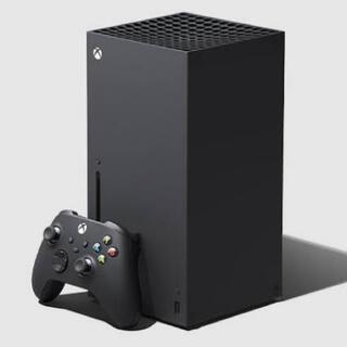 エックスボックス(Xbox)の新品未使用 Xbox series X 本体 1TB 店舗印なし(家庭用ゲーム機本体)