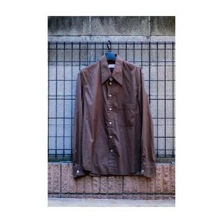 ルメール(LEMAIRE)のLemaire 2020aw シャツ(シャツ)