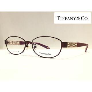ティファニー(Tiffany & Co.)の新品正規品 TIFFANY ティファニー 1119 6106 度付き可能 メガネ(サングラス/メガネ)