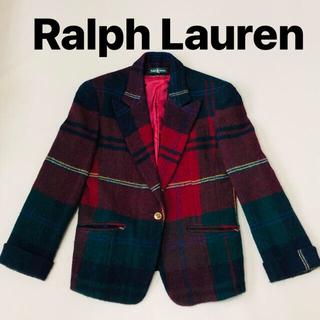 ラルフローレン(Ralph Lauren)のラルフローレン Ralph Lauren ジャケット 秋冬 美品(テーラードジャケット)