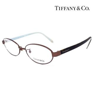 ティファニー(Tiffany & Co.)の新品正規品 TIFFANY ティファニー 1121 6046 度付き可能 メガネ(サングラス/メガネ)