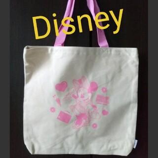 ディズニー(Disney)の匿名発送 新品 Disney トートバッグ GIRLSデザイン (その他)