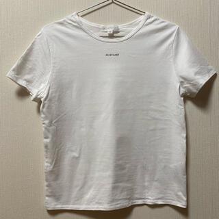 ジルスチュアート(JILLSTUART)のJILLSTUART ホワイト Tシャツ(Tシャツ/カットソー(半袖/袖なし))